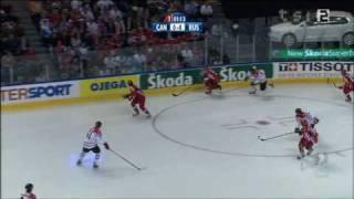 IHWC 2008 Final Canada - Russia 0-1