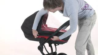 Video: Quinny Foldable Carrycot