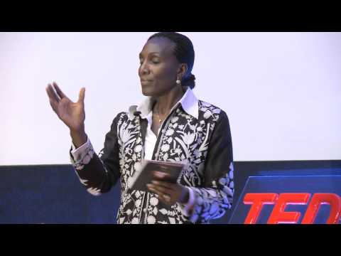 Finding African stories: Moky Makura at TEDxEuston