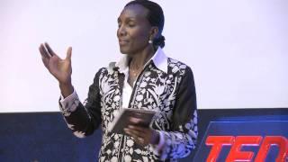 Finding African stories: Moky Makura at TEDxEuston