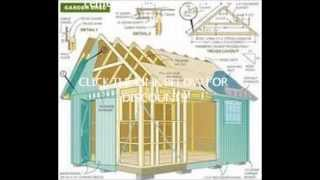 My Shed Plans Review : The Best Shed Plans