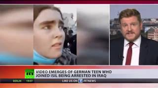 ISIS supporting German teenager, Linda Wenzel,  arrested in Mosul