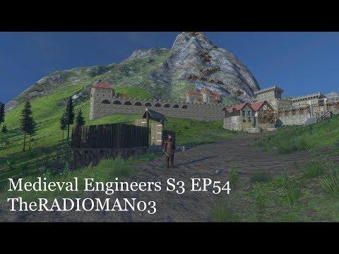 """Medieval Engineers S3 EP54 """"Lumber Yard"""""""