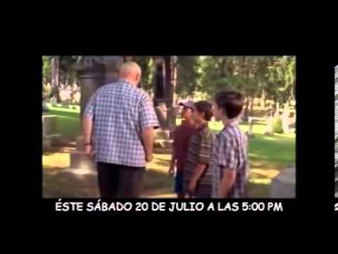 Los Secretos de Jonathan Sperry (trailer version movil) Casa de Dios Lecheria