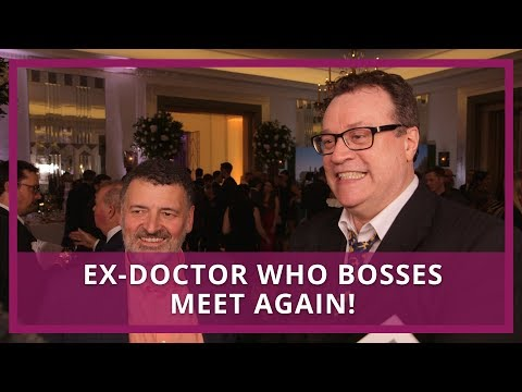 Russell T Davies and Steven Moffat on life after Doctor Who