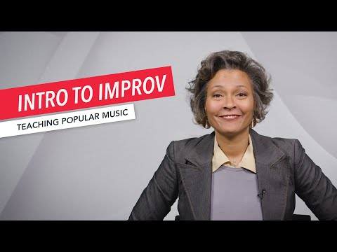 Introduction to Improvisation | Teaching Popular Music in the Classroom