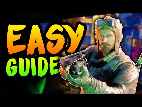 EASIEST GOROD KROVI FULL EASTER EGG GUIDE (Black Ops 3 Zombies Love and War Easter Egg Walkthrough)
