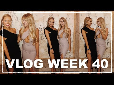 REALITY TV AWARDS & AIRPORT DUTY FREE SHOPPING | VLOG WEEK 40