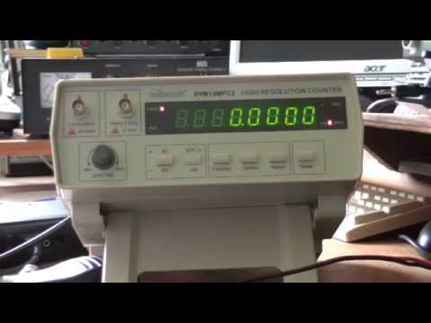 Velleman Dvm13mfc2 Frequency Counter