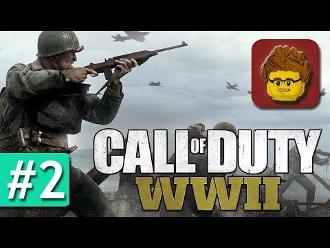 Call of Duty: WW2 - #2 - Nicht alle Deutsche sind böse?