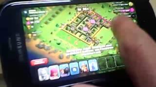 Clash of Clans auf meinen Handy(Deutsch)