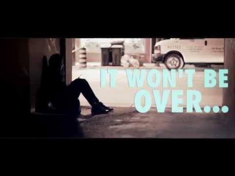 HEY ROMEO - WON'T BE OVER YOU (LYRIC VIDEO)