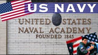 【海軍兵学校!トップガンの世界】United States Naval Academy, Annapolis, Maryland