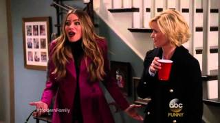 Modern Family 7x18 Promo trailer avance 'The Party'