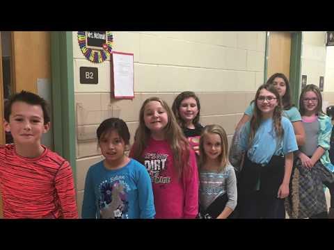 Mrs  Valentine's Class of 2017