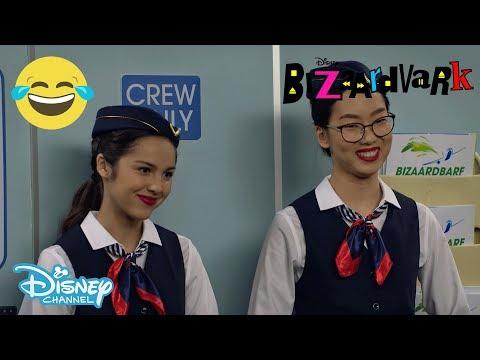 Bizaardvark | SNEAK PEEK: Puke Plane 2 🤢 | Disney Channel UK