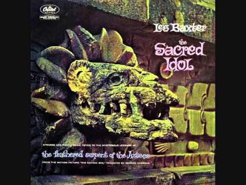 Les Baxter  The sacred idol 1960  Full vinyl LP