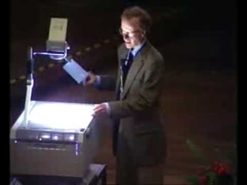 Andrew Wiles' historical Fermat's Last Theorem talk at the 1998 ICM