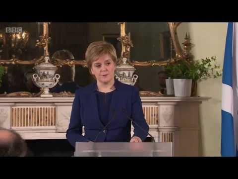 She's Changed - Nicola Sturgeon says the SNP 'will listen to voters'.