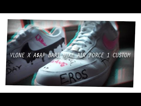 VLONE Air Force 1 Custom | lny