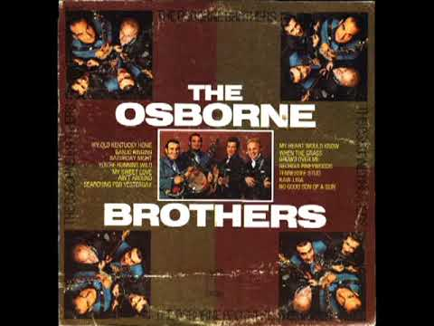 The Osborne Brothers [1971] - The Osborne Brothers
