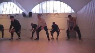 Boyband | Lonely Star - The Weeknd [REHEARSAL]