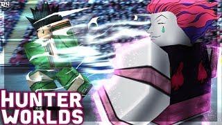 ROBLOX: NOVO JOGO DE HUNTER X HUNTER !!!