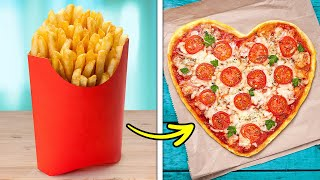 Simply Delicious Food Ideas For Any Taste || Fast Food, Dinner And Party Recipes