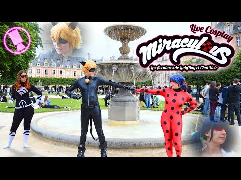 """MIRACULOUS """"Live Cosplay"""" - Ep02 - Lady Wifi"""