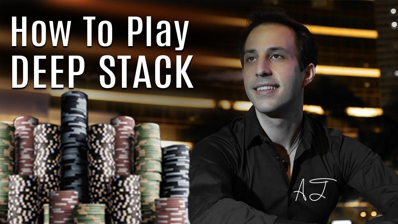 Poker Deepstack Strategy