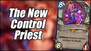 The New Control Priest | Galakrond's Awakening | Hearthstone
