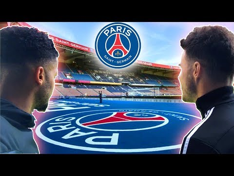 F2 AT PSG | Paris Saint Germain
