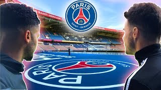 F2 AT PSG | Paris Saint Germain