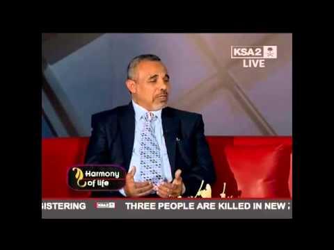 أحمد العنترى على القناة الثانية السعودية - Ahmed El Antary on Saudi TV Ch. 2