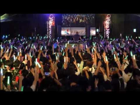 DJ八王子P(超ボカニコステージ2017 @ニコニコ超会議2017[DAY1])