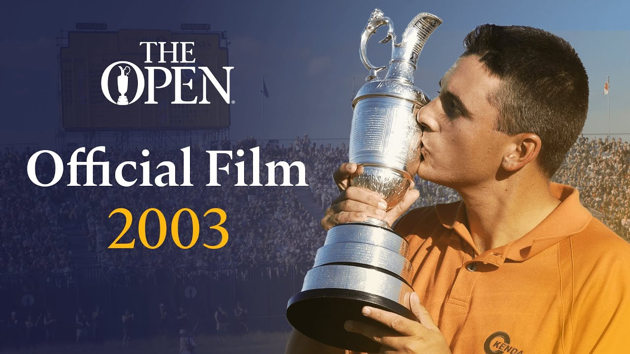 Ben Curtis wins at Royal St George's | The Open Official Film 2003