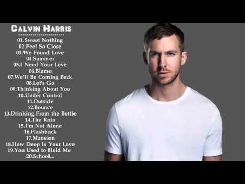 Calvin Harris Greatest Hits    Best Song Of Calvin Harris