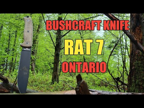 Best Bushcraft knife-RAT 7
