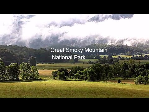 Great Smoky Mountains National Park documentary: north carolina travel, wildlife and waterfalls