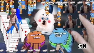 Stupidity is #Trending Song - The Amazing World Of Gumball