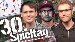 30. Spieltag der Fußball-Bundesliga in der Analyse mit Rollo Fuhrmann   Saison 2017/2018 Bohndesliga