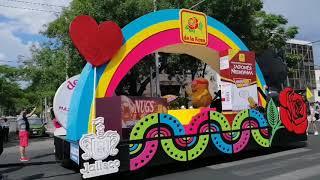 Desfile de las Fiestas de Octubre 2019, Guadalajara Jalisco