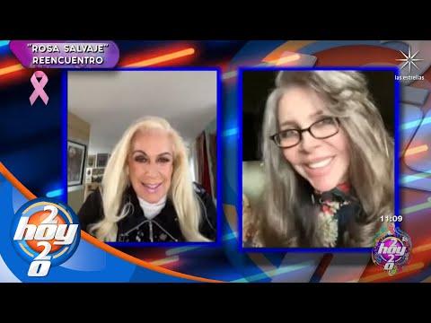Elenco de 'Rosa Salvaje' se reencuentran a 33 años de su transmisión | Hoy