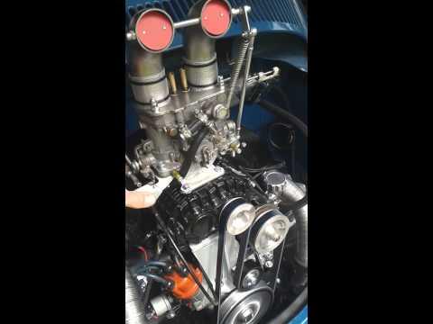 Reece-fish AMR500 supercharged aircooled VW | FunnyDog TV