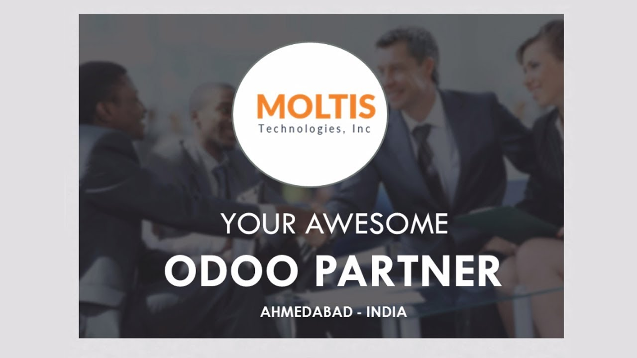 Your Odoo Partner in Ahmedabad, India - Moltis Technologis Inc