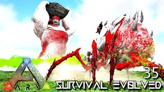 I'M SO HAPPY LIKE CRAZY RIGHT NOW - ARK Survival Evolved - Rudy Chiang