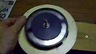 Moteur magnétique à obturateur 3