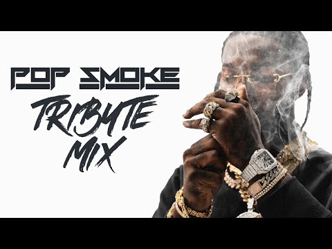 P O P S M O K E Tribute Mix by DJ Noize |Long Live The Woo - R.I.P.