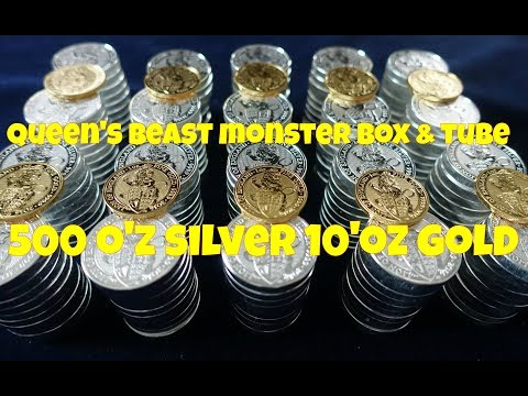 Full Stack Monster Box & Tube Qb Lion