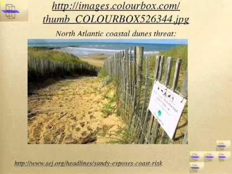 Sandy Downwind, Downstream